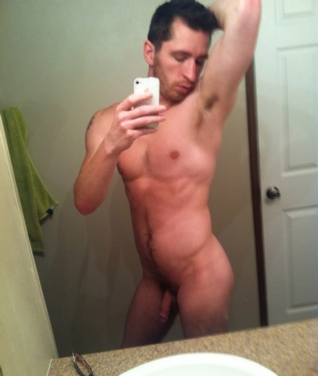 Nude Mirror Man