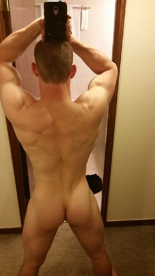 Pictures of a boys butt naked